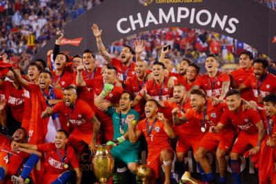 VIDEOS | A un año del histórico título de la Copa América Centenario y el llanto de Messi