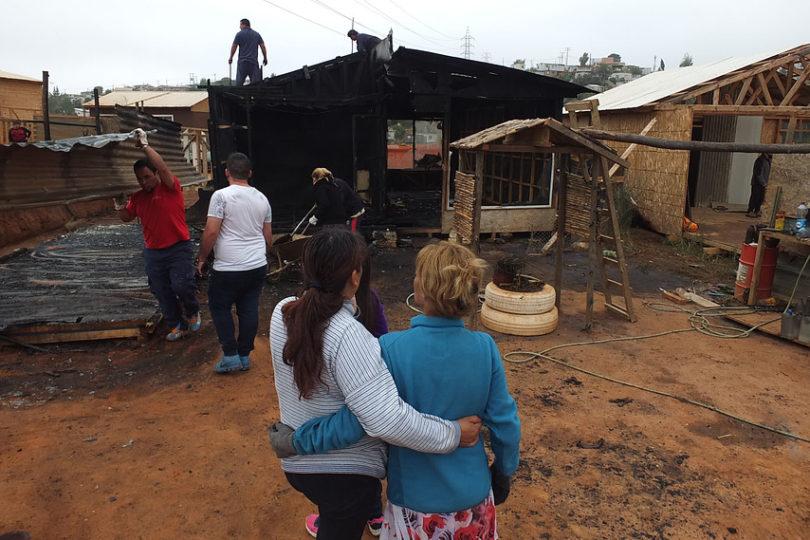 """""""Luca por Nuca"""": la nueva campaña de TECHO para familias de campamentos"""