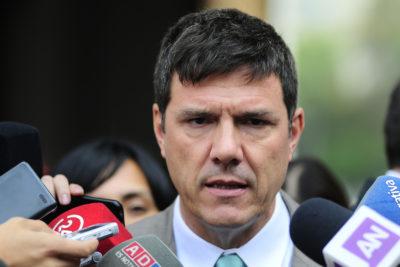 La autocrítica de Andrés Gómez-Lobos a casi tres meses de renunciar al Ministerio de Transportes
