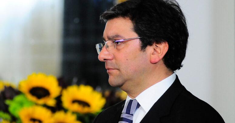 """""""Terremoto en candidatura de Goic: ex ministro Pablo Badenier renunció como jefe de campaña"""""""