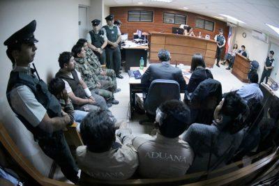 """Funcionarios bolivianos detenidos por contrabando reiterarán """"su inocencia"""" en juicio abreviado"""