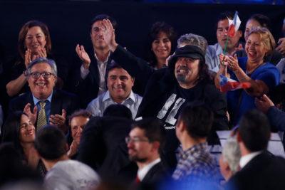 El comentado aviso a página completa en La Segunda auspiciado por el Negro Piñera
