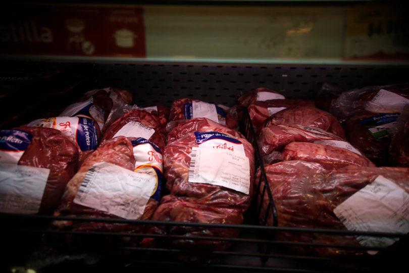 SAG cierra importación de carne desde Colombia por brote de fiebre aftosa