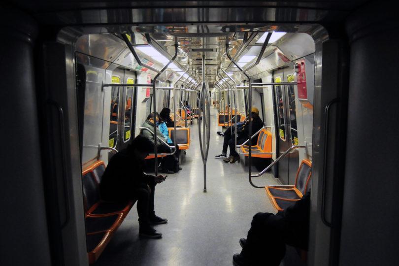 FOTOS |Metro sorprende a pasajeros con explicación gráfica sobre identidad de género