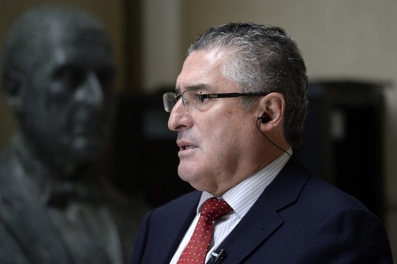 """Pizarro acusa """"oportunismo"""" en la Nueva Mayoría por apuntar a Javiera Blanco en informe Sename II"""