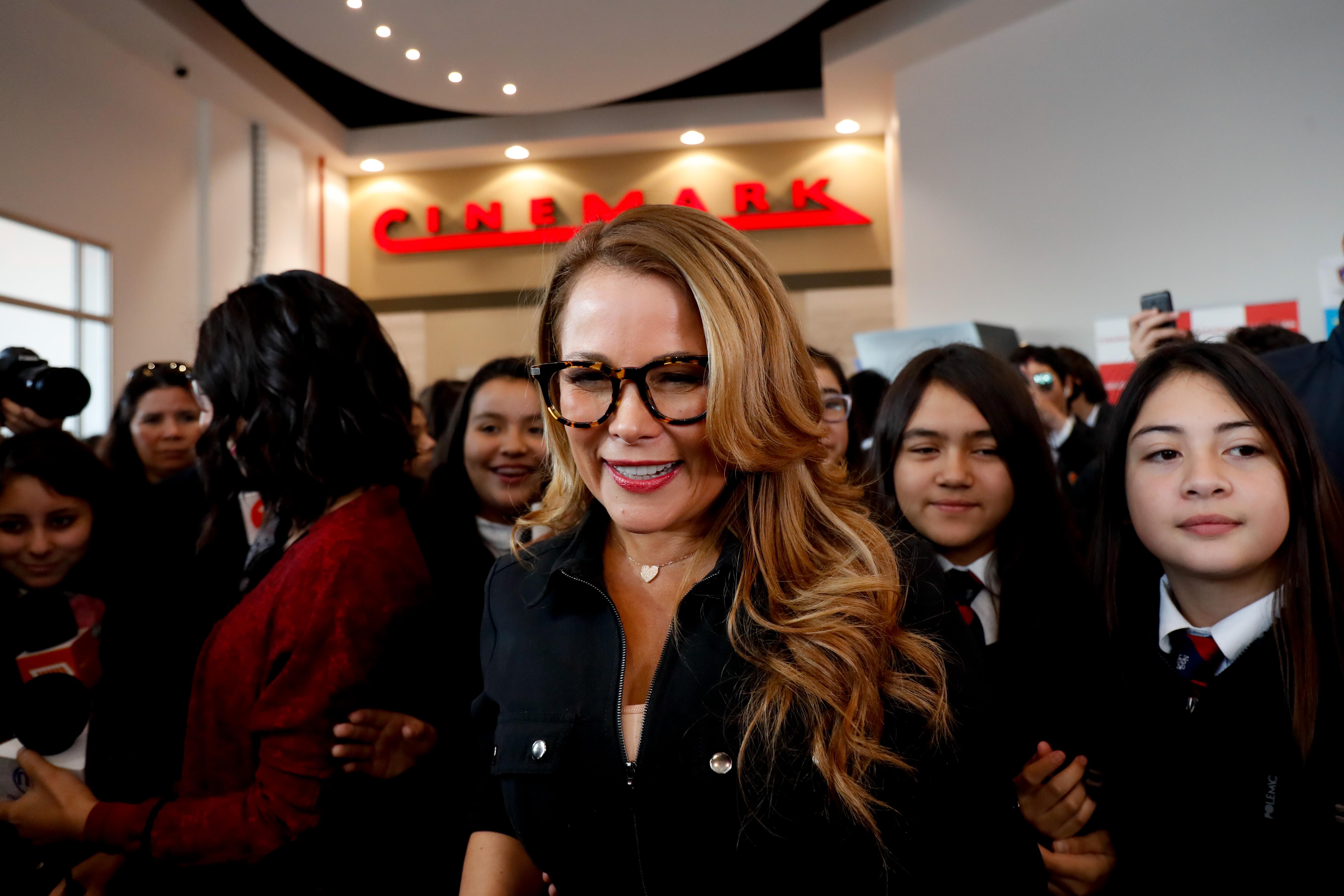 """La crítica de Cathy Barriga a las mujeres: """"Usan el Ni Una Menos, pero después andan tratando de cabeza hueca"""""""