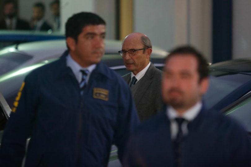 """Ex comandante Juan Emilio Cheyre: """"Yo no he cometido ningún delito ¡Jamás!"""""""