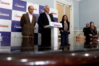 Chile Vamos debe ir en una sola lista legislativa