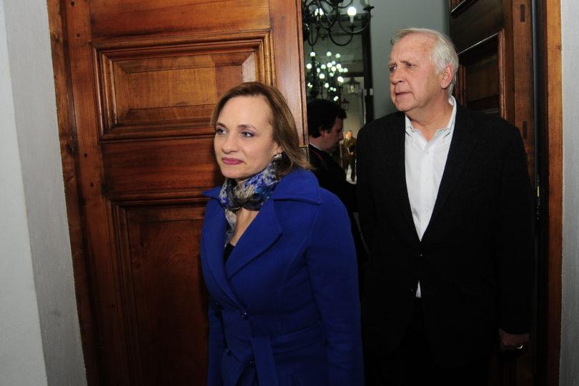 """Burgos tajante: """"Goic va estar en la papeleta de noviembre"""""""