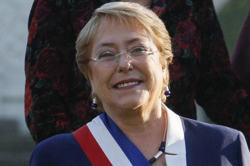 Adimark previa a Cuenta Pública: Bachelet obtiene aprobación de 31%, mayor cifra en dos años