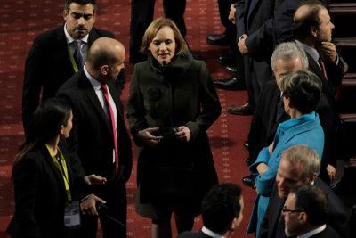 """Nueva Mayoría acoge """"llamado de unidad"""" de Bachelet y arremete contra Carolina Goic"""