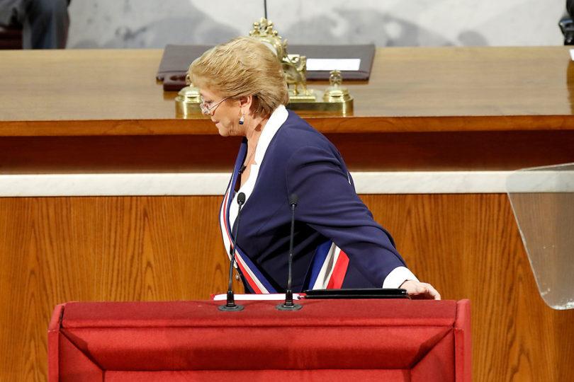Panelista de Canal 13 lanza el comentario más duro contra Bachelet y su discurso