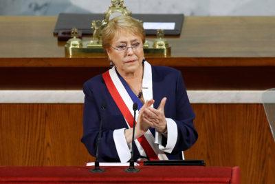 Reformas de Bachelet y el fin del neoliberalismo