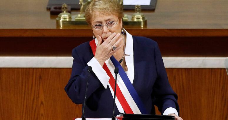 """""""Diputada UDI relaciona catástrofes naturales con Bachelet y le recuerda a Sharp cuando"""