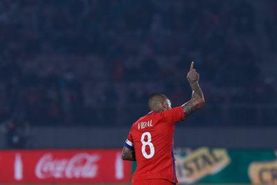 VIDEO | Con el Rey basta: Vidal fue genio y figura en la despedida de Chile ante Burkina Faso