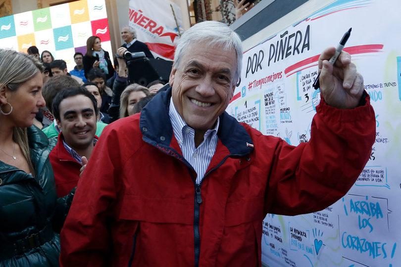 Comando de Piñera pretende obtener más votos que Beatriz Sánchez en primarias