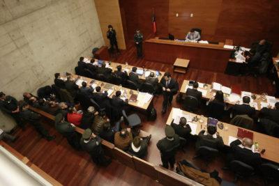 Fraude en Carabineros: doce nuevos imputados quedaron en prisión preventiva