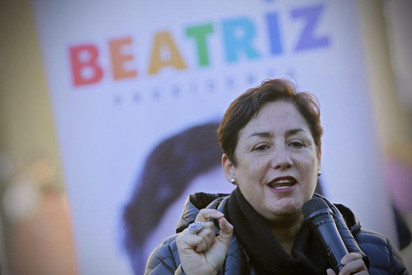 Beatriz Sánchez confirma debate radial para los pre candidatos del Frente Amplio
