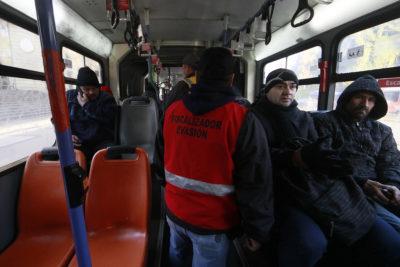 Universidad inicia investigación contra alumno que provocó atropello de fiscalizadora del Transantiago