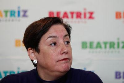 """Beatriz Sánchez pidió la renuncia de Villalobos por fraude en Carabineros: """"No sabemos cuánto lo involucra"""""""