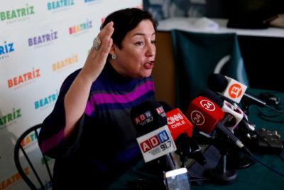 Beatriz Sánchez le da el golpe de K.O. a Sebastián Piñera por autodonarse $200 millones a su campaña