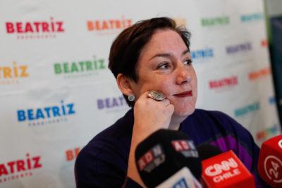 """Beatriz Sánchez sale al paso de las críticas de Mayol al FA: """"Nunca ha habido la intención de que baje su candidatura"""""""