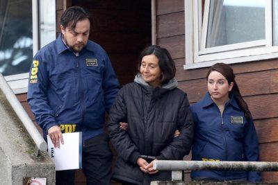 """Pareja de """"comandante Emilio"""" fue trasladada a la Cárcel de Alta Seguridad"""