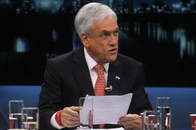 """Piñera y paraísos fiscales: """"Son como un bisturí, se puede utilizar para operar o se puede utilizar para degollar"""""""