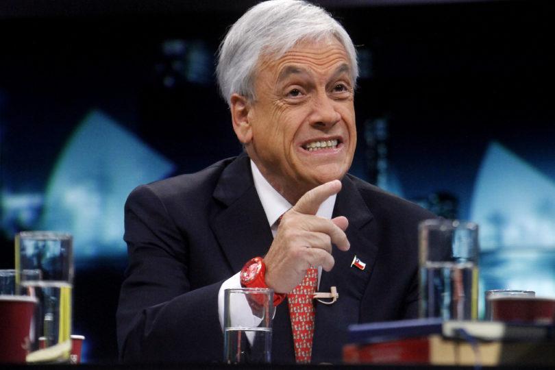 VIDEO | Los 30 segundos más angustiantes de Piñera en T0, cortesía de Fernando Paulsen