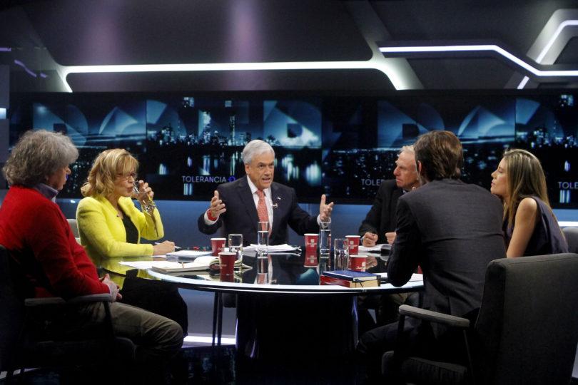 """""""Prefirió mentir"""": Pato Navia deja en evidencia un pequeño gran detalle de Piñera en Tolerancia 0"""