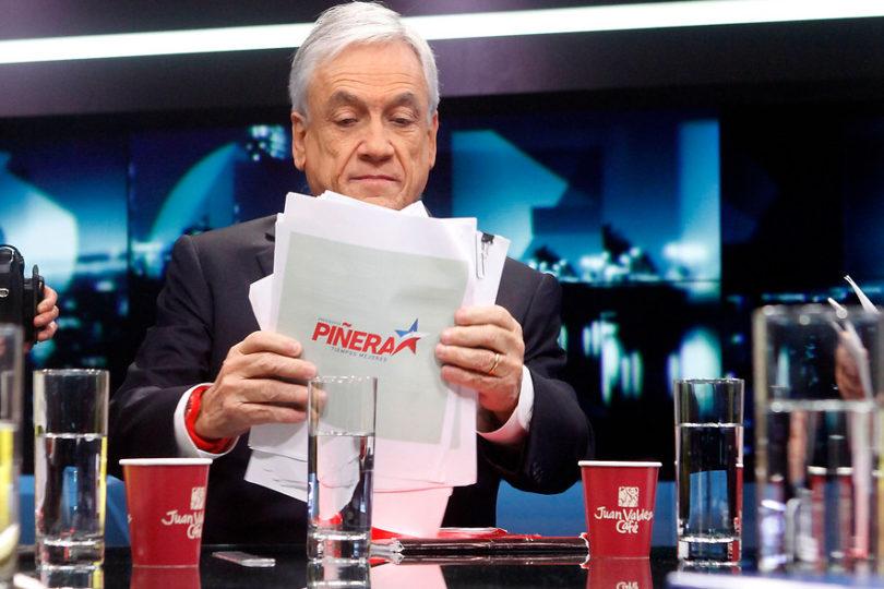 """Frente Amplio y explicación de Piñera por paraísos fiscales: """"Es un candidato impresentable"""""""