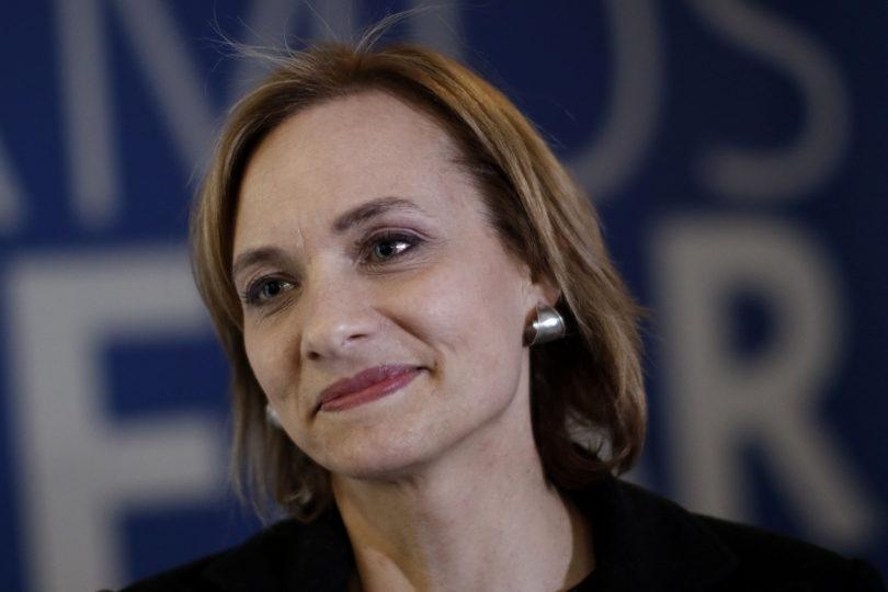 DC se abre a la opción de revisar la candidatura presidencial de Carolina Goic