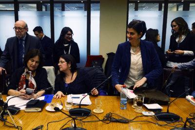 Comisión de Constitución del Senado aprobó causal de violación en proyecto de aborto tres causales
