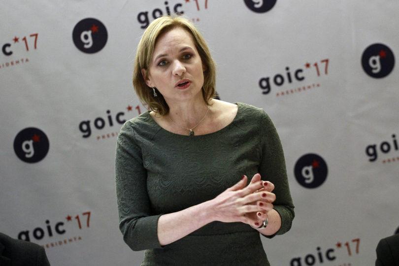 """Goic busca dejar atrás polémica con Guillier: """"Con quien tenemos una diferencia sustantiva es con Piñera"""""""