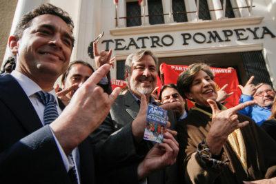 Diputados de la NM casi se van a las manos por supuesta agresión a Isabel Allende