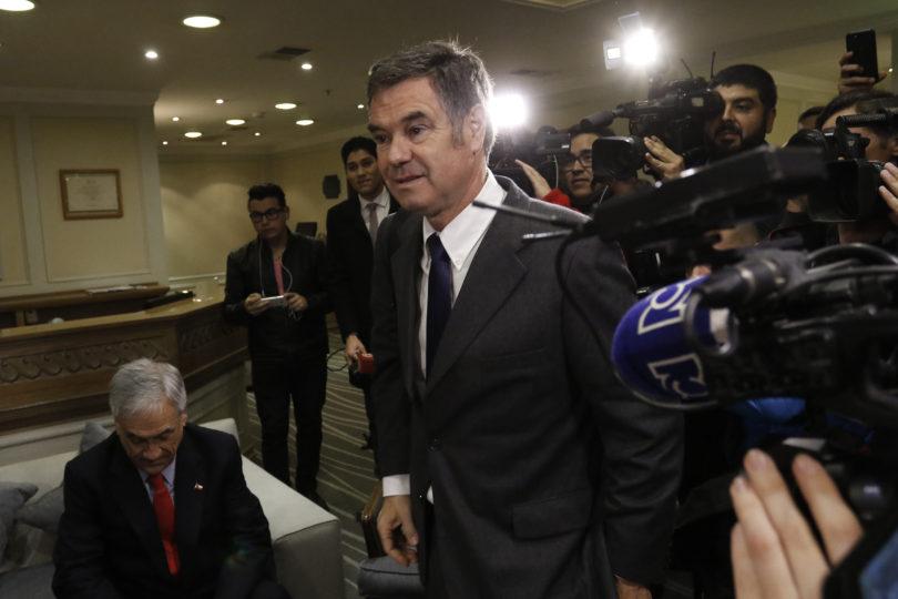 VIDEO |Gravísima acusación de Ossandón contra Piñera tras denuncia de Pilar Molina