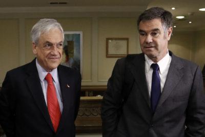 Los videos de Ossandón haciendo pebre a Piñera que revivieron tras entregarle su apoyo