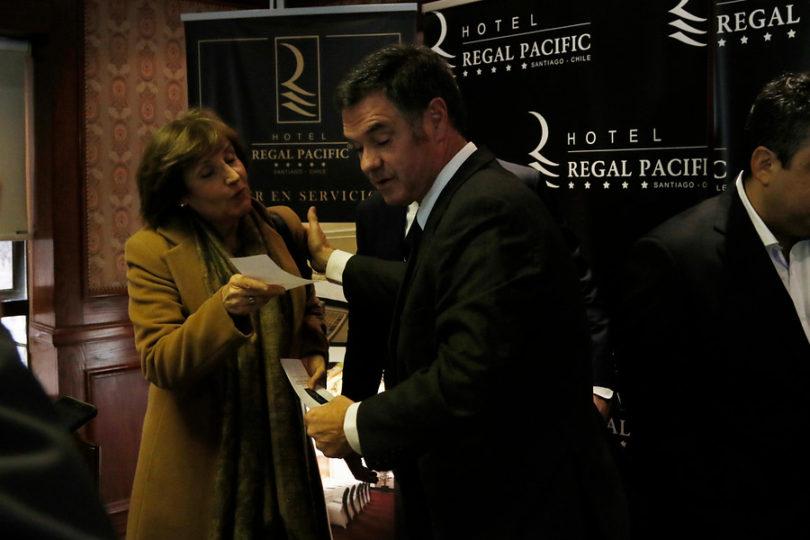 Ossandón la sacó de quicio: las tres frases más virulentas de Pilar Molina contra el candidato