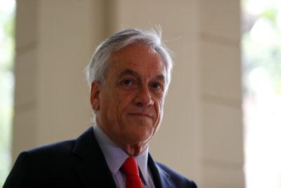 """Sebastián Piñera insiste en sus críticas a Michelle Bachelet: """"Hay que reemplazar este Gobierno y recuperar nuestro país"""""""