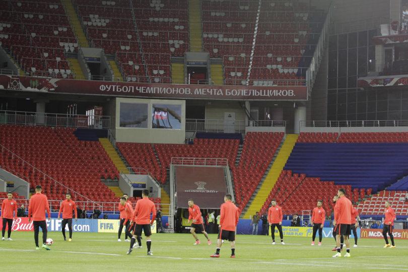 Este sería el reemplazante de Alexis Sánchez en el debut de Chile en Copa Confederaciones