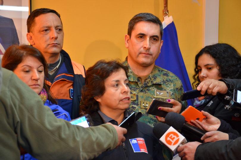 """Ministra de Minería y rescate de mineros en Chile Chico: """"El mandato que tenemos de la Presidenta es continuar"""""""