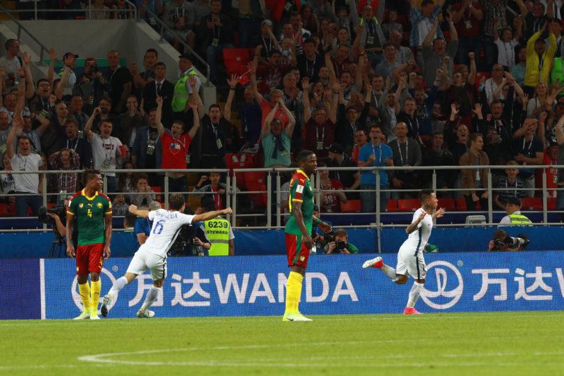 VIDEO | La venganza de Vargas: sentenció el triunfo de Chile ante Camerún con este gol