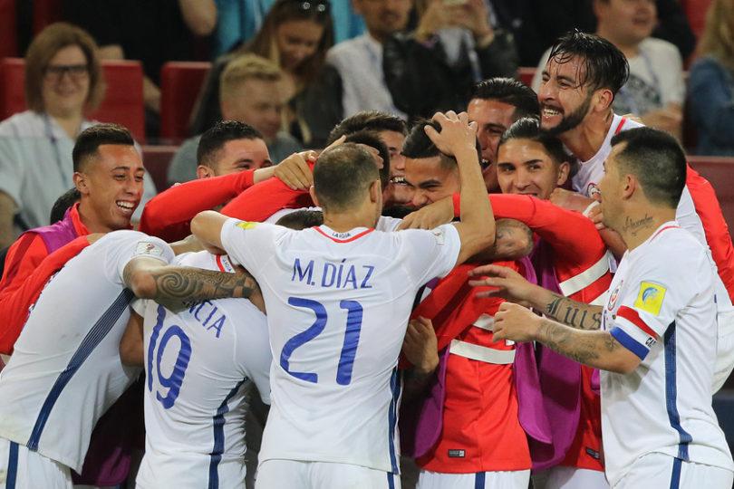 Portugal es la nueva Argentina: Chile entra a la final de Copa Confederaciones con penales