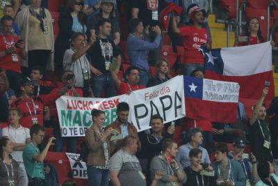Vergonzoso: chilenos en Moscú apuñalados en pelea de barras rivales
