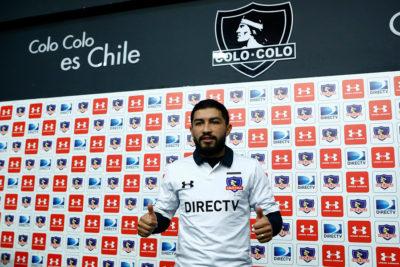 Nicolás Maturana reconoce que recibió amenazas para que no llegara a Colo Colo