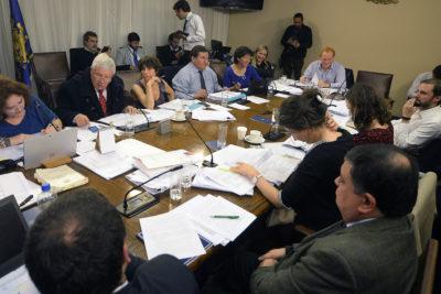 Comisión despacha Ley de Educación Superior: gratuidad universal dependerá del PIB