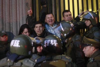 """Vocero de Gendarmes tras fin del paro: """"Exigimos lo que en derecho nos corresponde"""""""