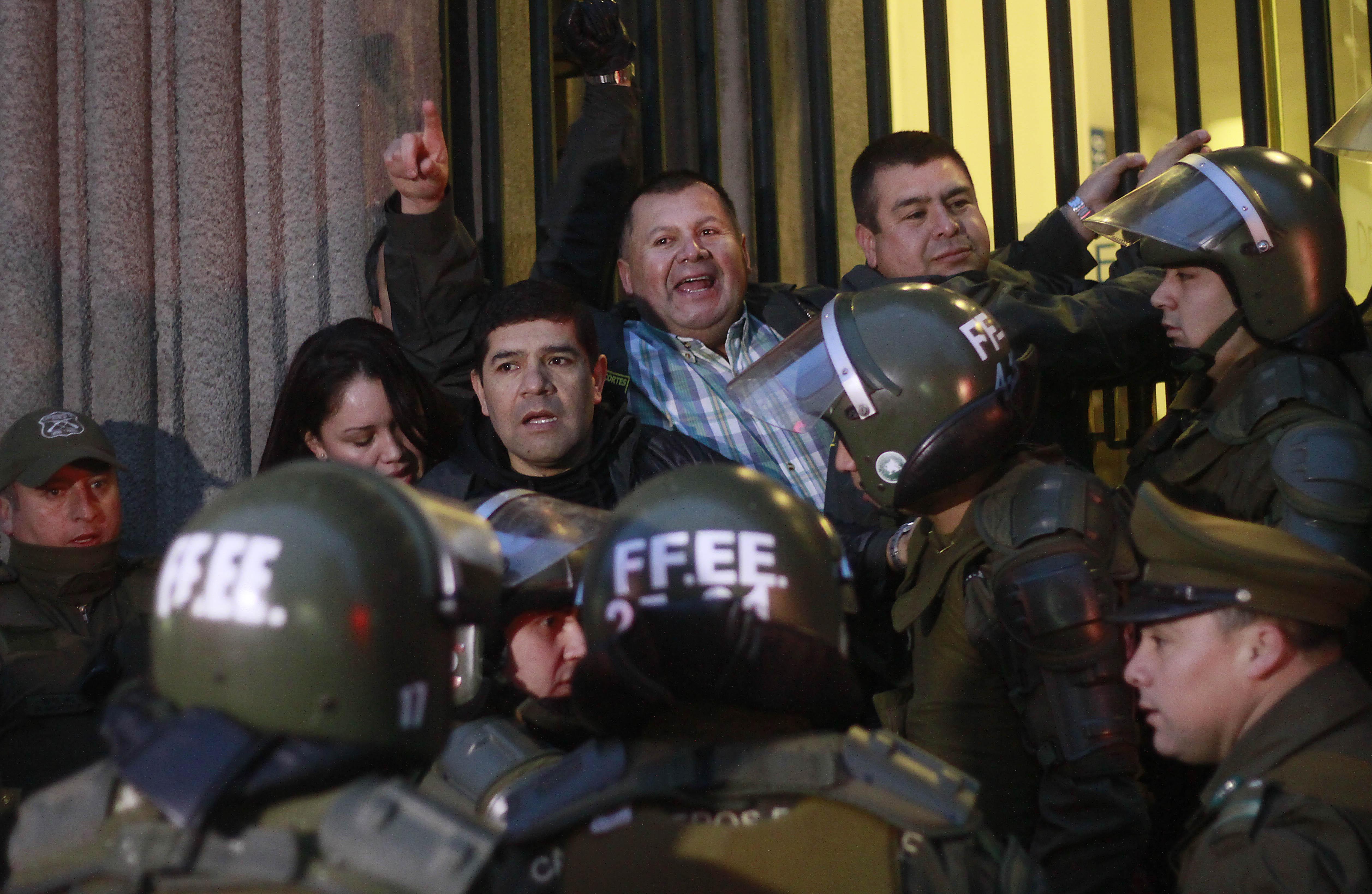 """""""Vocero de Gendarmes tras fin del paro:"""