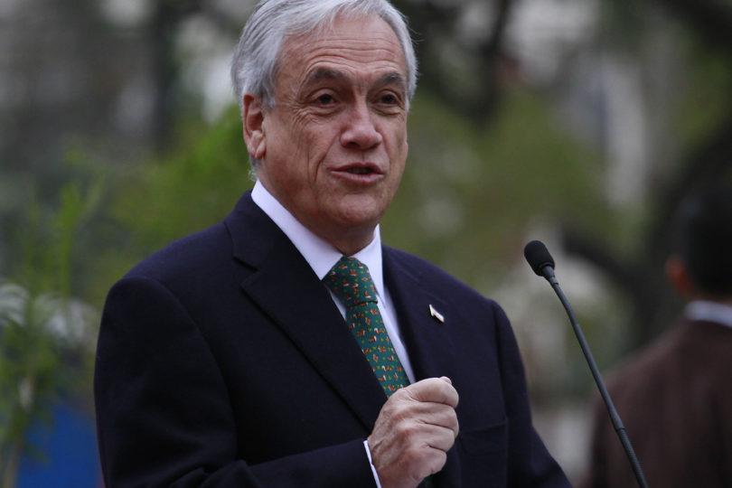 """Sebastián Piñera: """"El caso de la muñeca inflable fue mucho más grave"""""""
