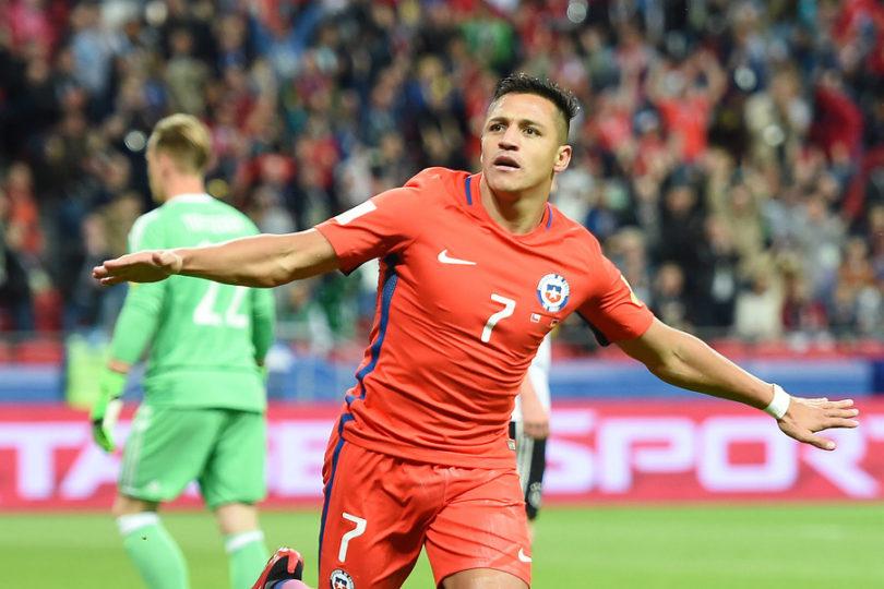 GOL A GOL |Chile empató con Alemania y jugará sus fichas con Australia